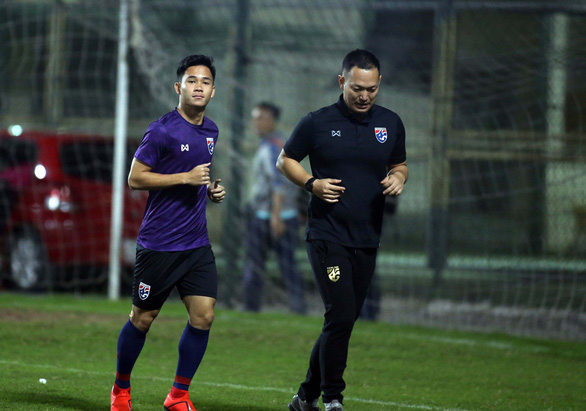 U23 Thái Lan tổn thất lực lượng trước trận gặp U23 VN - Ảnh 1.