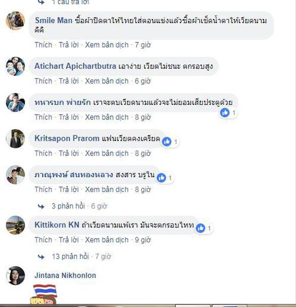 CĐV Thái Lan kêu gọi đội nhà đá văng Việt Nam khỏi VCK U23 châu Á 2020 - Ảnh 2.
