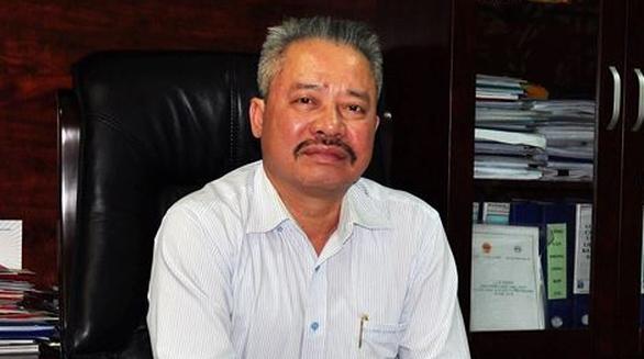 Bắt chủ tịch HĐQT Công ty cổ phần Nhiệt điện Quảng Ninh - Ảnh 1.