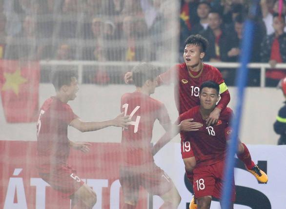 U23 Việt Nam sẽ nằm trong nhóm hạt giống số 1 ở vòng chung kết - Ảnh 1.