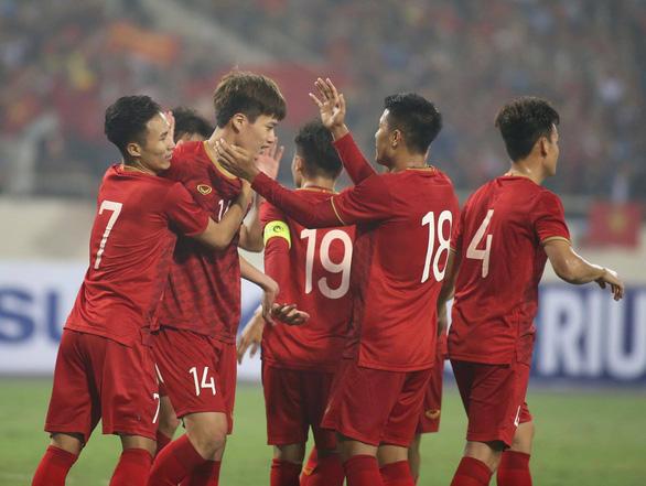 U23 Việt Nam - U23 Thái Lan 4-0: Hơn một chiến thắng - Ảnh 1.