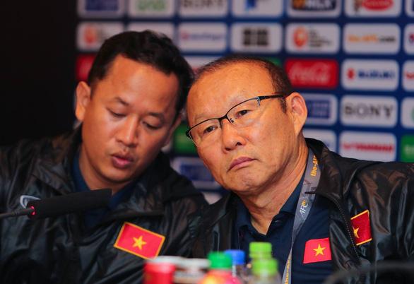 HLV Park Hang Seo: Chúng ta không có gì phải sợ người Thái cả - Ảnh 2.