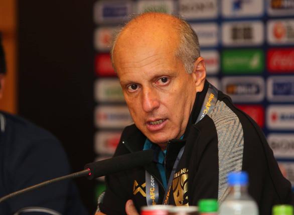 HLV Alexandre Gama: Tôi bất ngờ với kết quả thua 0-4 của U23 Thái Lan - Ảnh 1.