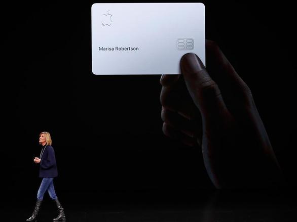 Ra mắt Apple Card, Apple muốn làm cách mạng thẻ tín dụng? - Ảnh 1.