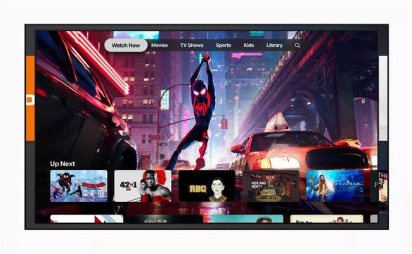 Khác biệt giữa ứng dụng Apple TV với Apple TV Channels và Apple TV+ - Ảnh 1.