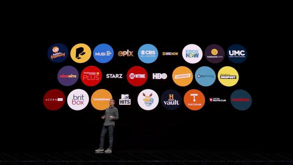 Khác biệt giữa ứng dụng Apple TV với Apple TV Channels và Apple TV+ - Ảnh 2.