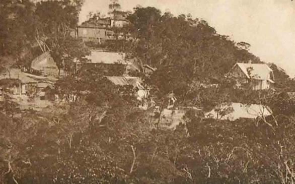 100 năm Bà Nà - Kỳ 2: Những công trình đầu tiên - Ảnh 1.