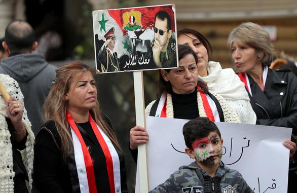 Thêm Saudi Arabia phản đối Mỹ công nhận cao nguyên Golan thuộc Israel - Ảnh 1.
