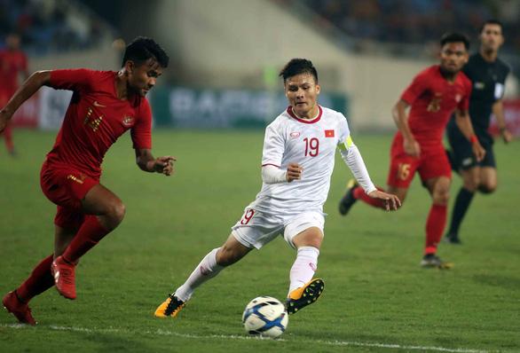 Hoàng Đức đá cặp tiền đạo cùng Đức Chinh trận gặp U23 Thái Lan - Ảnh 2.