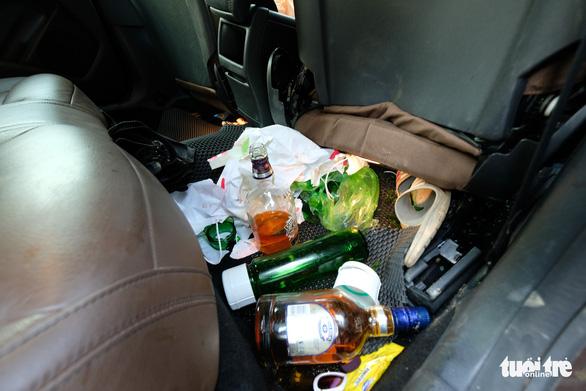 Khởi tố tài xế uống rượu, lái xe tông chết người trên đường cao tốc - Ảnh 1.
