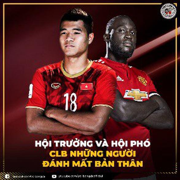 Phì cười ảnh chế trận U23 Việt Nam thắng U23 Thái Lan 4-0 - Ảnh 1.