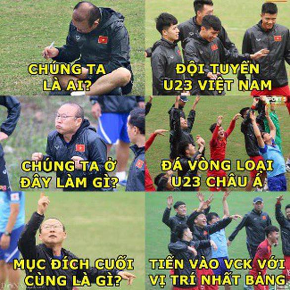 Phì cười ảnh chế trận U23 Việt Nam thắng U23 Thái Lan 4-0 - Ảnh 8.
