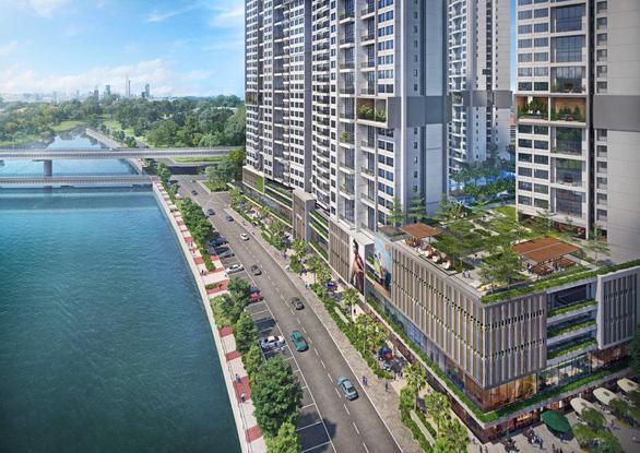 Triết lý phát triển thành phố xanh của The Infiniti tại Riviera Point - Ảnh 4.
