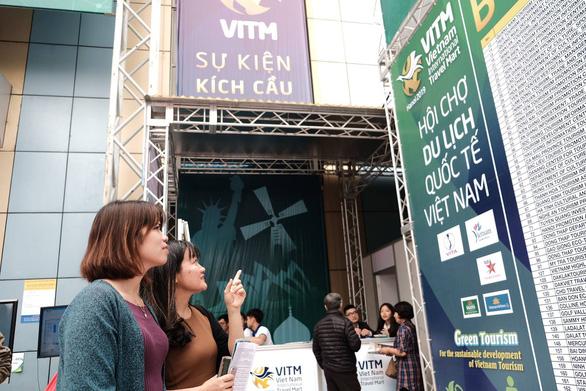 Khai mạc Hội chợ Du lịch quốc tế Việt Nam 2019 - Ảnh 3.