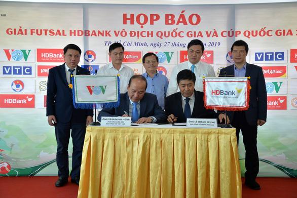 Futsal Việt Nam chuẩn bị vào 'mùa' - Ảnh 2.