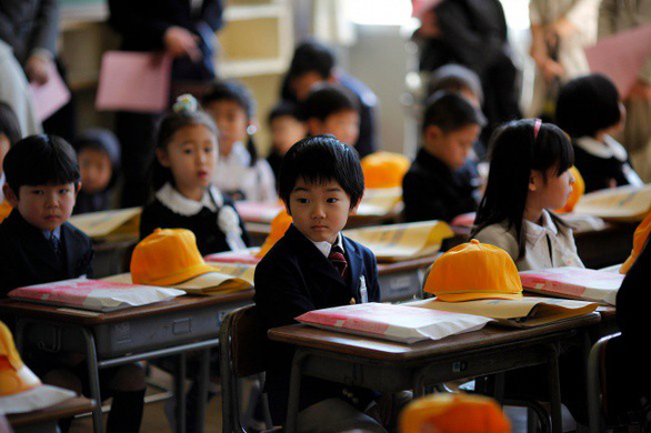 Trẻ em Nhật Bản sẽ phải học lập trình từ tiểu học - Ảnh 1.