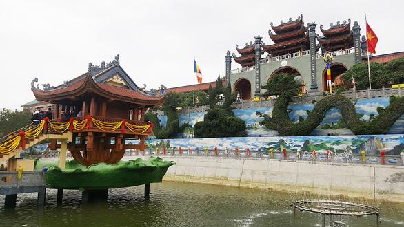 Sư Thích Trúc Thái Minh và chùa Ba Vàng làm tổn thương giáo hội, tăng đoàn - Ảnh 1.