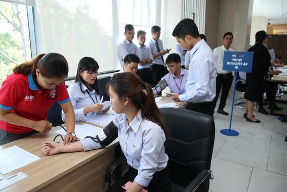 Tập đoàn TTC tổ chức chương trình hiến máu - Ảnh 1.