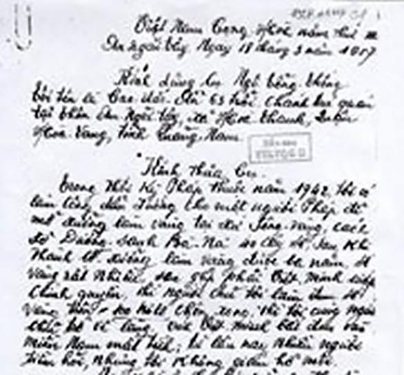 100 năm Bà Nà - Kỳ 3: Bí ẩn Bà Nà - Ảnh 1.