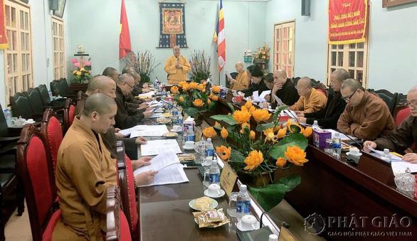 Đề xuất tạm đình chỉ tất cả chức vụ với Đại đức Thích Trúc Thái Minh - Ảnh 2.
