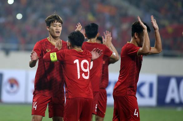 Kết quả vòng loại của U23 Việt Nam ăn đứt Trung Quốc, Iran - Ảnh 1.