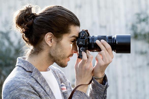 Máy ảnh Fujifilm X-T30: 'Nhỏ nhưng võ công cao' - Ảnh 2.