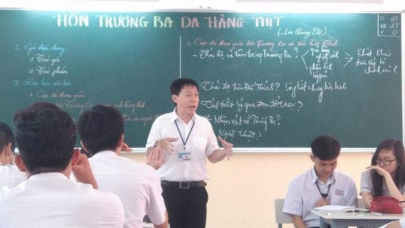 Xin được làm học trò của thầy mãi mãi... - Ảnh 2.