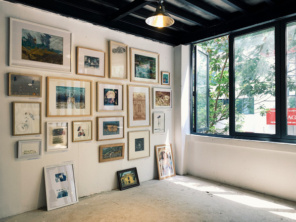 Triển lãm Art for you và nghệ thuật là cho mọi người - Ảnh 6.
