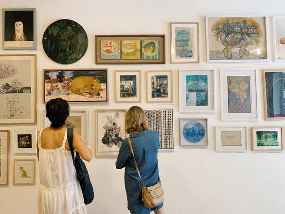 Triển lãm Art for you và nghệ thuật là cho mọi người - Ảnh 3.