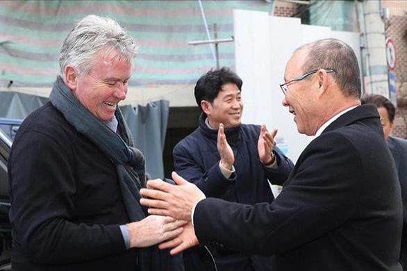 Báo Hàn chờ U23 Việt Nam gặp Trung Quốc, ông Hiddink tái ngộ ông Park - Ảnh 1.