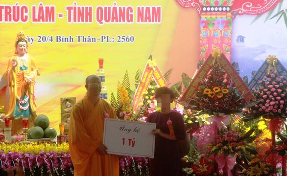 Ba Vàng từng khởi công xây chùa ở Quảng Nam rồi… mất hút - Ảnh 3.