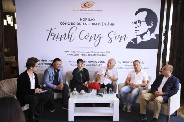 Phan Gia Nhật Linh, Nguyễn Quang Dũng làm phim về nhạc sĩ Trịnh Công Sơn - Ảnh 5.