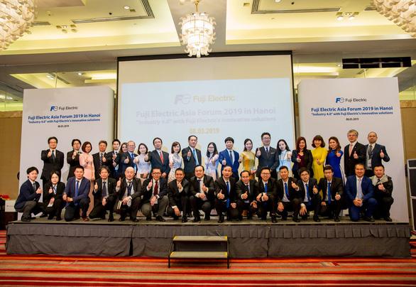 Fuji Electric hướng tới vị trí số một tại châu Á - Thái Bình Dương - Ảnh 1.