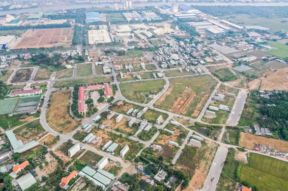 Cận cảnh khu dân cư có hạ tầng hoàn thiện tại Long An - Ảnh 2.