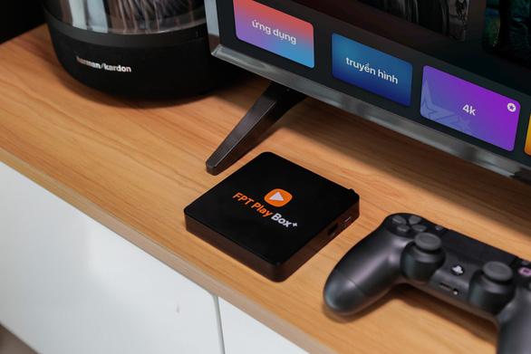 FPT Play Box+ mới - Trợ lý thông minh của gia đình trẻ - Ảnh 3.