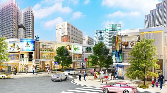 Xuất hiện đô thị thương mại ngay cửa ngõ sân bay Long Thành - Ảnh 3.