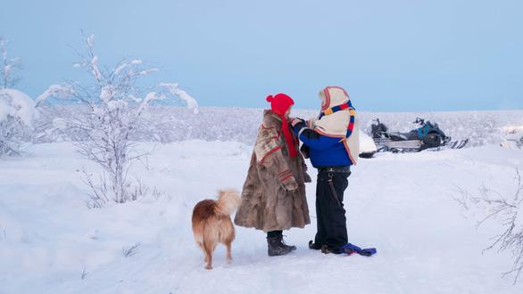 Homestay với người Sami ở Bắc Âu - Ảnh 3.