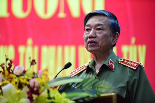 Bộ trưởng Tô Lâm: Không chấp nhận TP.HCM phức tạp như thế về ma túy - Ảnh 1.