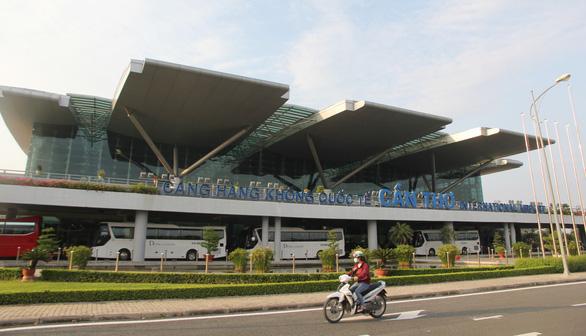 Cần Thơ sẽ mở tuyến buýt kết nối sân bay để đón gió du khách - Ảnh 1.