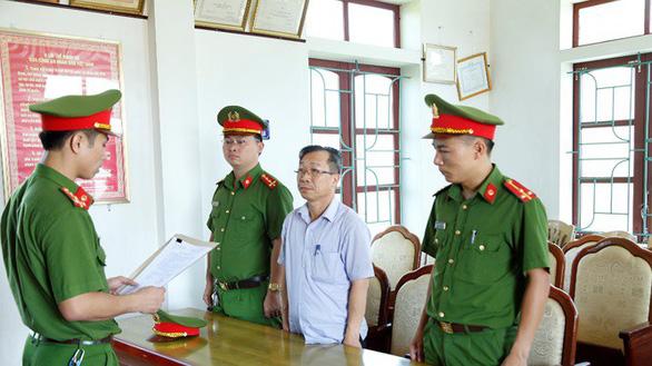 Bắt thêm 3 người liên quan vụ án ông Trần Bắc Hà - Ảnh 1.