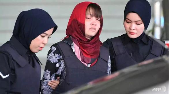 Phiên tòa Đoàn Thị Hương: Luật sư đã đệ đơn thỉnh cầu miễn tội lần 2 - Ảnh 1.