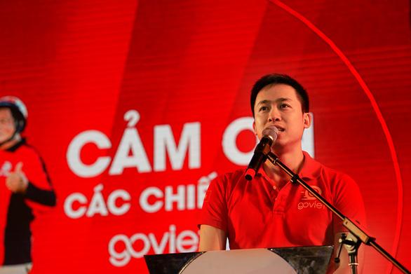 Nhà sáng lập, CEO của Go-Viet từ chức, trở thành cố vấn - Ảnh 1.