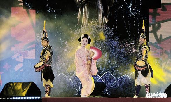 Hoa anh đào tiếp tục gắn kết văn hóa Việt - Nhật - Ảnh 4.
