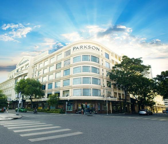 Sự hồi sinh của trung tâm thương mại Parkson Saigon Tourist - Ảnh 1.