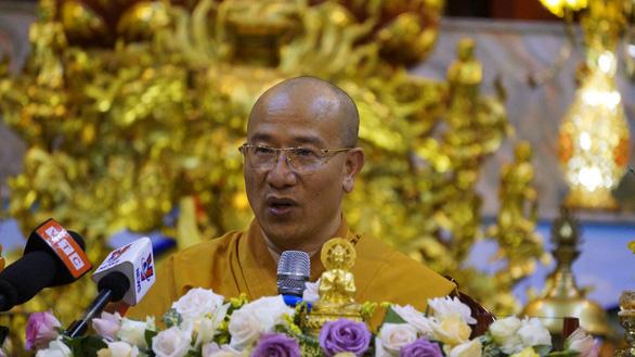 Trụ trì chùa Ba Vàng xin lỗi, nguyện sám hối 49 ngày - Ảnh 1.