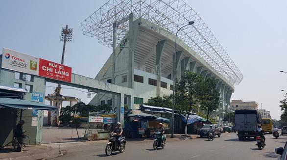 Liên quan sân vận động Chi Lăng, phải thu hồi gần 4.000 tỉ đồng - Ảnh 1.