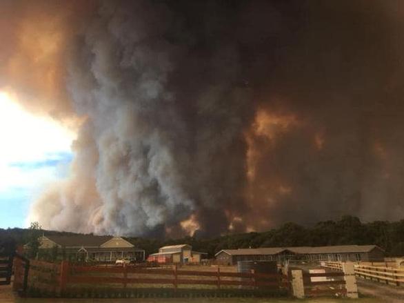 Cháy kinh hoàng ở Úc - Ảnh 3.
