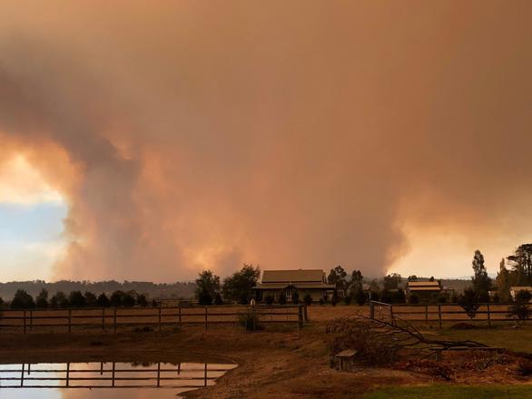 Cháy kinh hoàng ở Úc - Ảnh 5.