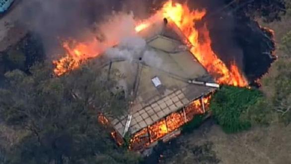 Cháy kinh hoàng ở Úc - Ảnh 4.