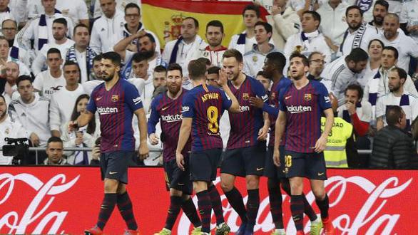 Sergio Ramos thừa nhận Real khó vô địch La Liga - Ảnh 2.